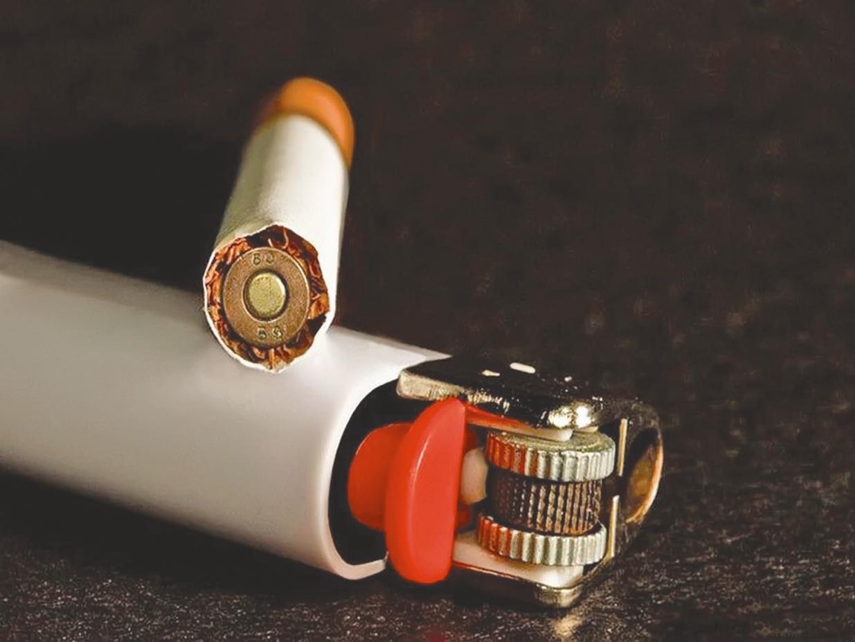 سیگار الکترونیک فریب تازه صنایع دخانیات