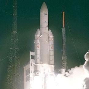 ماهواره جدید نظامی آمریکا در راه فضا