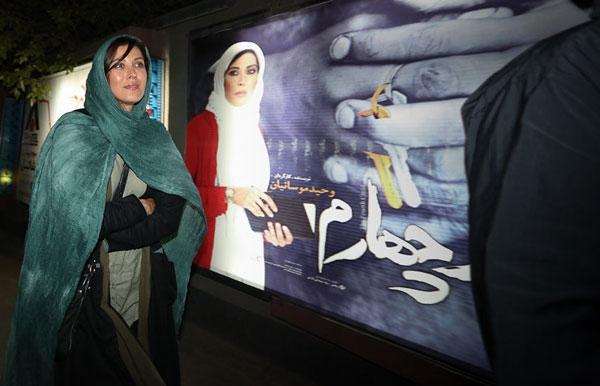 تصاویر خاتمی در افتتاحیه فیلم فرزند چهارم