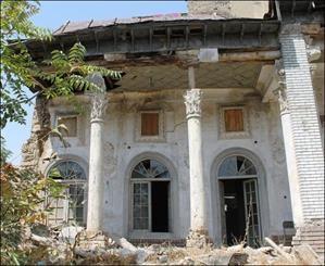 خانه پیرنیا در لالهزار تهران