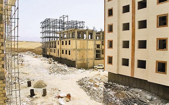 مسکن مهر آذربایجانغربی شبیه خوابگاه است