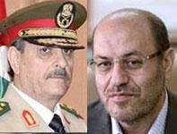 ایران سوریه وزرای دفاع