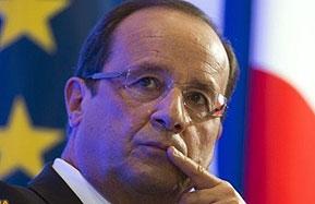 پیام تبریک رئیس جمهور فرانسه به روحانی