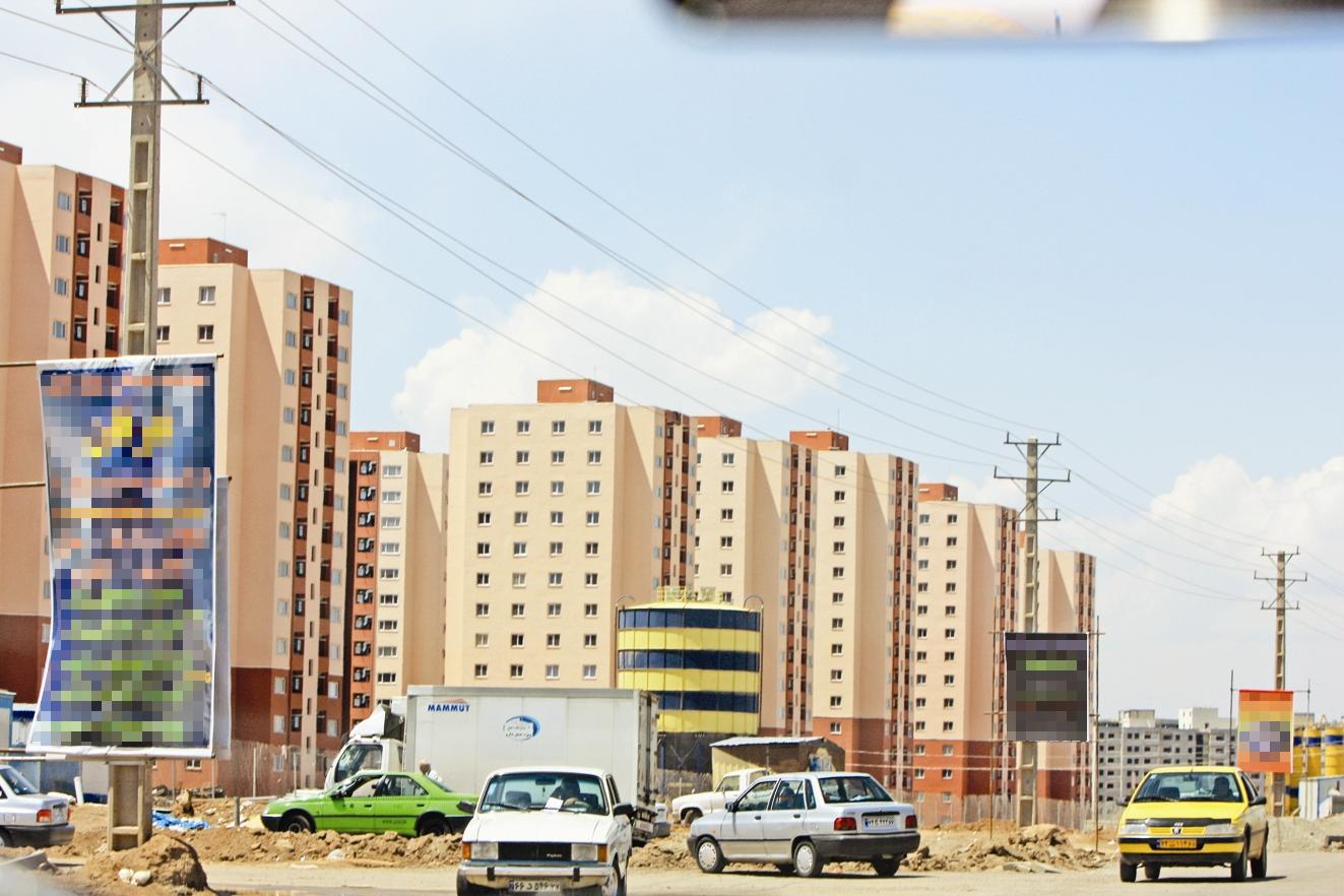 پایتخت مسکن مهر کشور بیمارستان ندارد