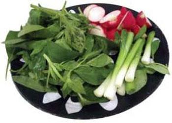 رازهای سبزیجات را بشناسید