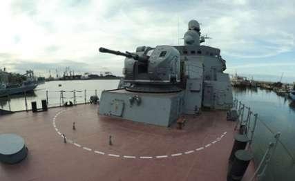 رزمایش روسیه در دریای خزر آغاز شد