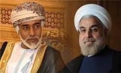 استقبال رسمی رییس جمهور کشورمان از پادشاه عمان