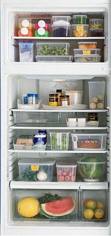 فریز کردن مواد غذایی؛ مفید یا مضر