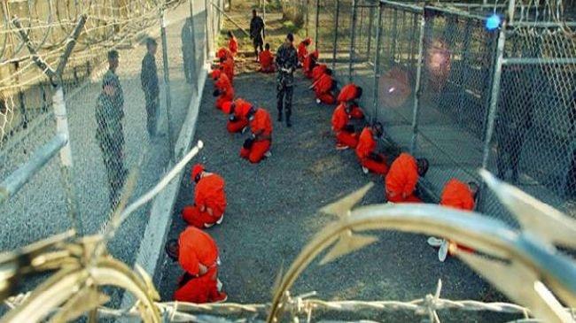 اعتصاب غذای زندانیان گوانتانامو وارد هفتمین ماه خود شد