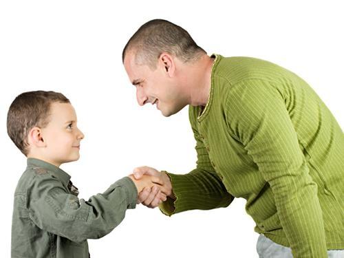 آداب و معاشرت کودکان