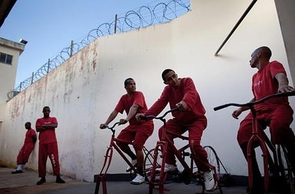 زندانیان برزیل