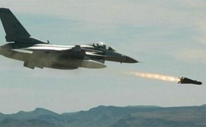 حمله هوایی جنگندههای رژیم صهیونیستی به غزه