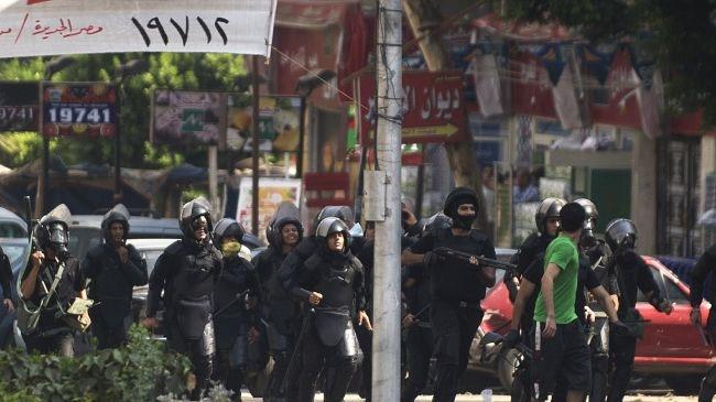 قطر و ترکیه سرکوب هواداران مرسی در مصر را محکوم کردند