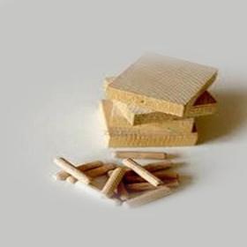 تولید چوبهای کندسوز و آبگریز در کشور