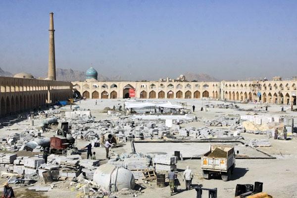 میدان امام علی (ع) - اصفهان