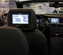 اینترنت پرسرعت در خودروها