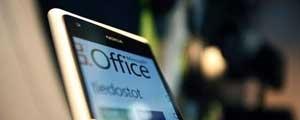 آفیس مایکروسافت برای تلفنهای آندروئیدی