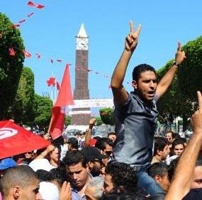 برنامه مخالفان تونسی برای تشکیل دولت جایگزین