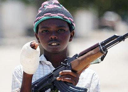 سازمان ملل و اتحادیه آفریقا طرح محافظت کودکان در برابر جنگ را امضا کردند