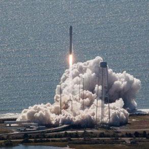 سفینه جدید در راه ایستگاه بینالمللی فضایی