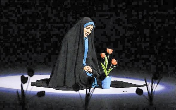چهاردهمین جشنواره تئاتر مقاومت با یاد مادران شهدای گمنام به پایان رسید
