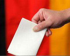 انتخابات پارلمانی آلمان