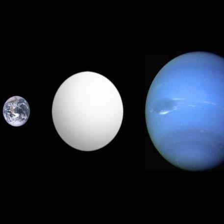 شواهدی از جو غنی از آب در یک سیاره ابر زمین