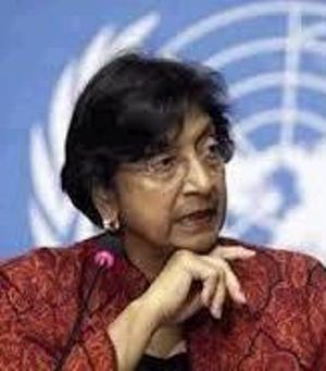 رییس شورای حقوق بشر سازمان ملل