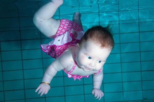 شنای کودکان؛ آموزش یا یادآوری