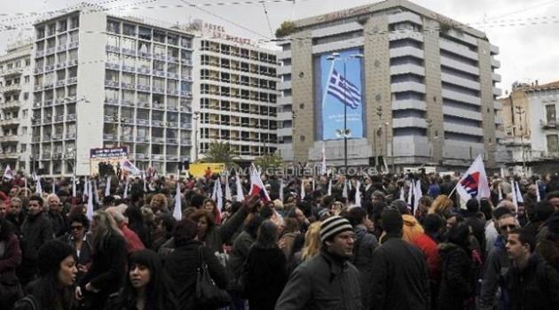 آغاز اعتصاب ۴۸ ساعته در یونان