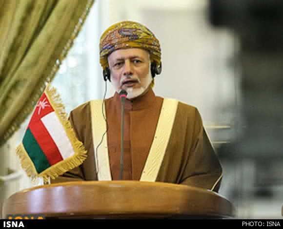 بن علوی وزیرخارجه عمان