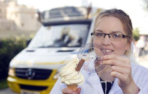 کشف فرمول تهیه خوشمزهترین بستنی!