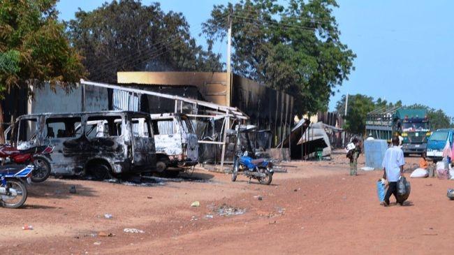 ۸۷ کشته در حمله شبهنظامیان در نیجریه