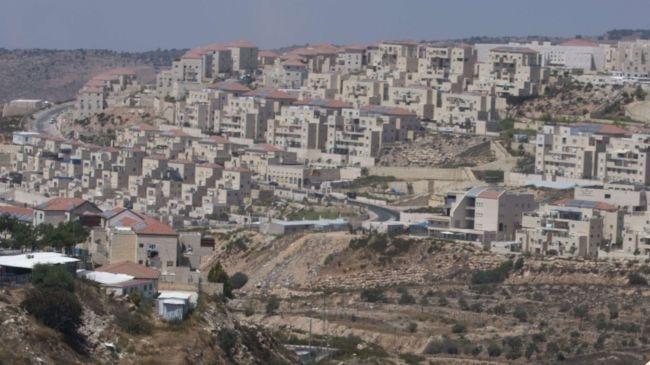 گسترش شهرکهای غیرقانونی اسرائیل همچنان ادامه دارد
