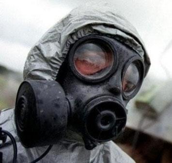 کدام کشورها سلاح شیمیایی دارند؟