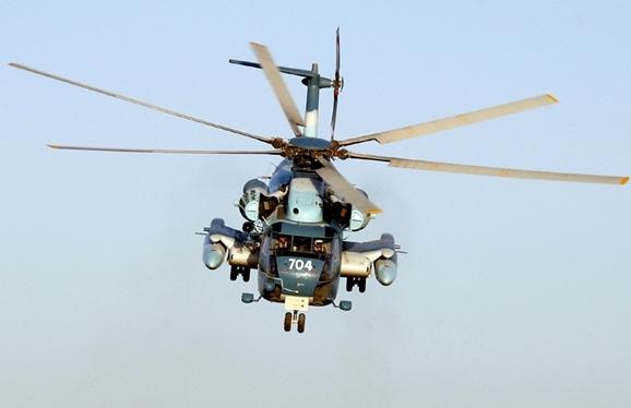 تجهیز بالگردهای نیروی دریایی به تسلیحات مدرن ضد زیرسطحی