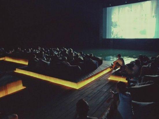 سینمای دریایی یا مجمع الجزایر سینما