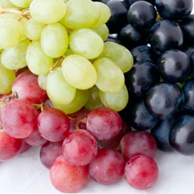 انگور تنظیم کننده قند خون و کنترل کننده فشار خون
