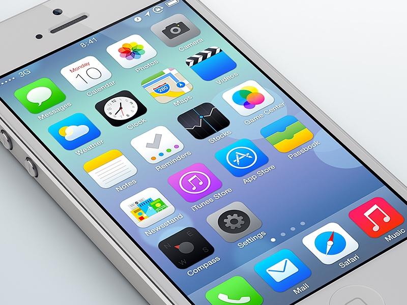 واکنشهای کاربران iOS۷ در شبکههای اجتماعی
