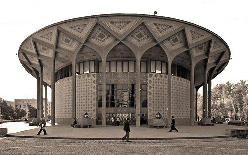 تئاتر شهر ۱۱ شهریور تعطیل است