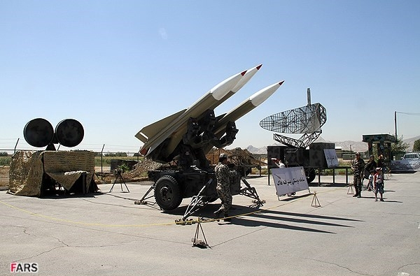 تصاویر نمایشگاه پدافند هوایی در مشهد