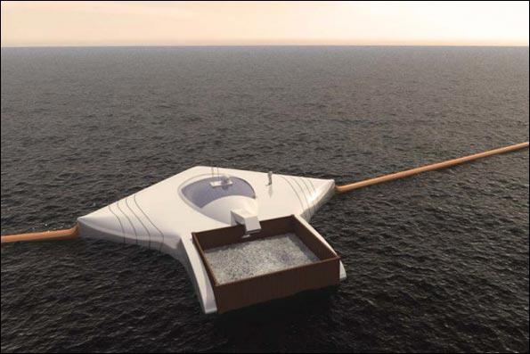 طرح پاکسازی اقیانوسها از هفت میلیارد کیلو زباله