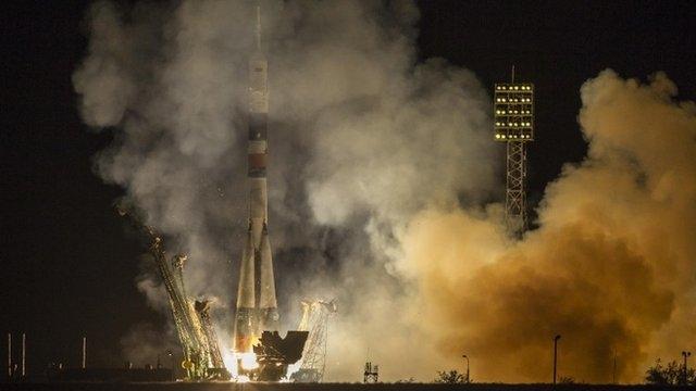 سایوز به ایستگاه بینالمللی فضایی متصل شد