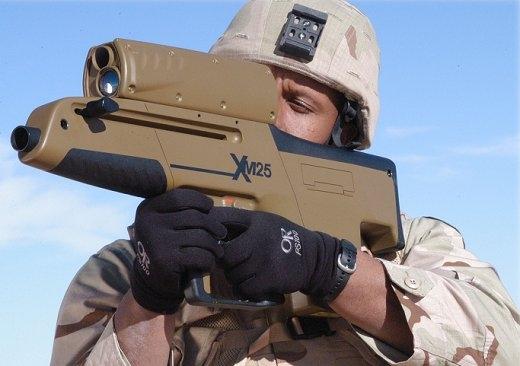 آشنایی با سلاح جدید انفرادی ارتش آمریکا (XM-۲۵)