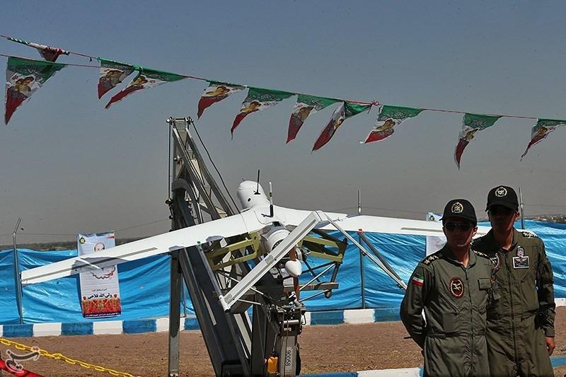 تصاویر جدیدترین پهپاد ارتش با نام یسیر
