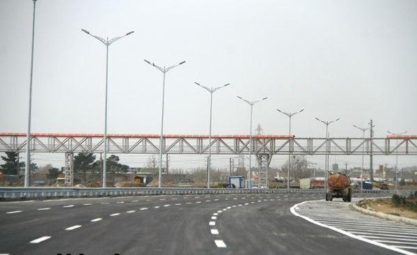 آشنایی با بزرگراه آزادگان - تهران
