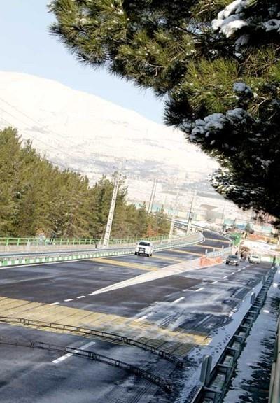 آشنایی با بزرگراه شهید باقری - تهران