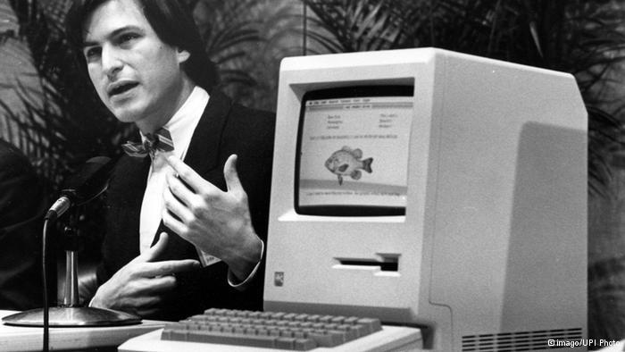 کامپیوتر و سیستمعامل تحولساز مکینتاش در کمپانی اپل متولد و به جهان معرفی شد