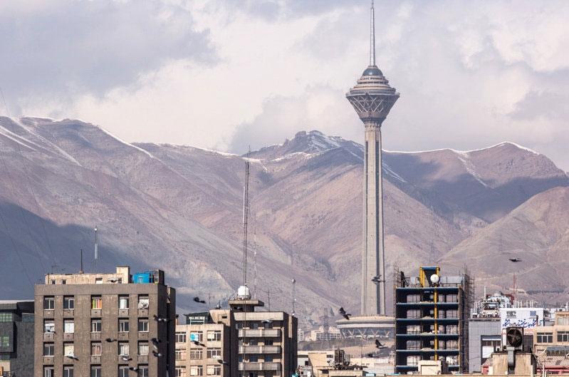 تهران بدون آلودگی