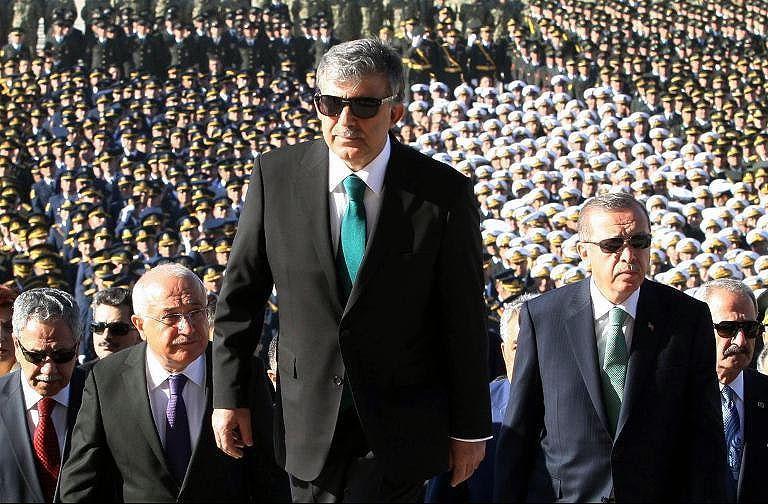 عبدالله گل تغییر سیاست ترکیه در قبال سوریه را خواستار شد